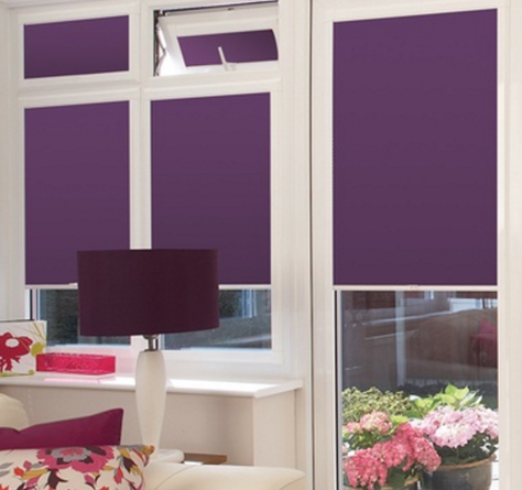 Luxaflex SimpleFit 25mm Duette Blackout Blind